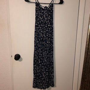 Old Navy Anchor 🔱 summer dress size L
